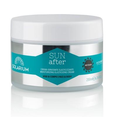 Solarium Sun After Crème élastifiante Hydratante Après-soleil
