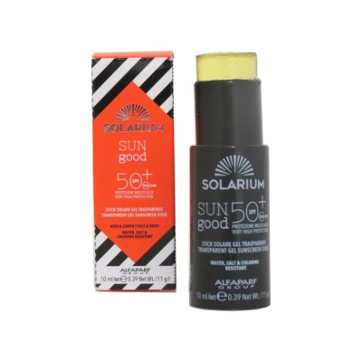 Solarium Sun Good Stick Solare Gel Transparent Spf50+