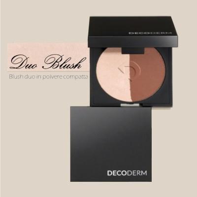 Decoderm Duo Blush En Poudre Compact Col.01