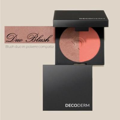 Decoderm Duo Blush En Poudre Compact Col.02