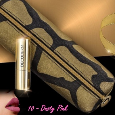 Hydra Lips Gold Edition Dusty Pink Col. 10
