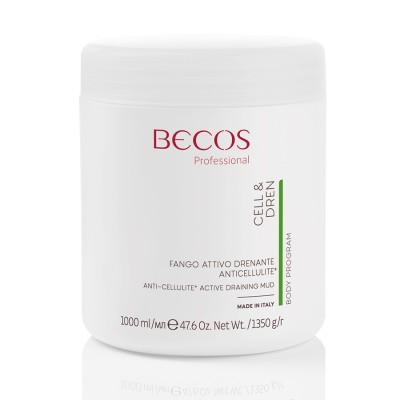 Cell & Dren Boue Drainante Active Anti-cellulite Ml 1000