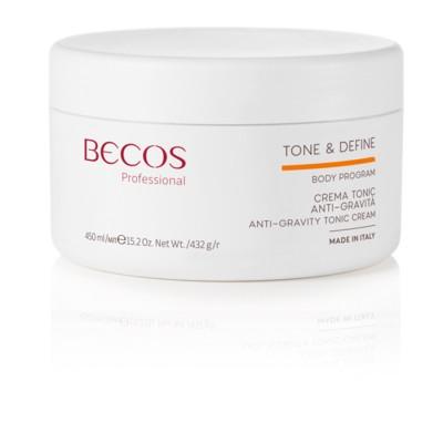 Tone & Define Crème Tonique Anti-gravité Ml 450
