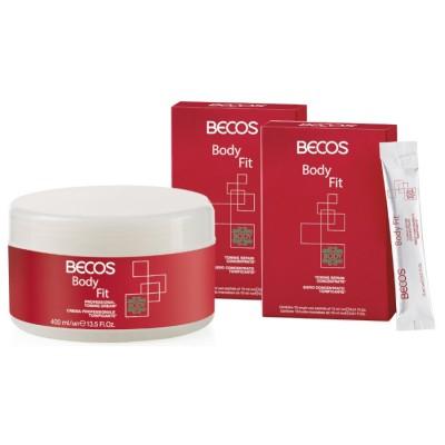 Body Fit Professional- Sérum (20) & Crème Tonifiante 400ml