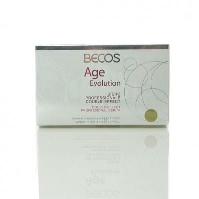 AGE EVOLUTION Sérum monodose professionnel à double effet 10